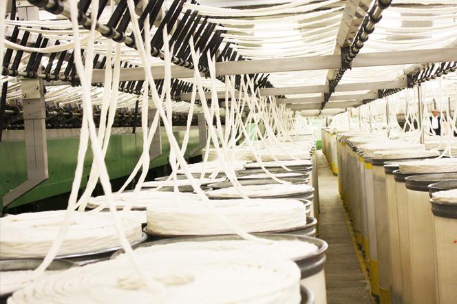 Isparta Mensucat - Üretim